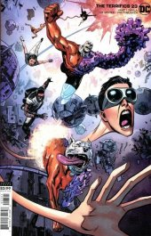 The Terrifics #23 Variant Edition