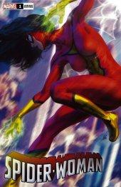 Spider-Woman #1 Artgerm Variant