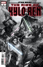 Star Wars: The Rise of Kylo Ren #2 3rd Printing
