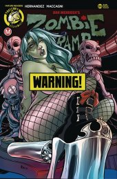 Zombie Tramp #66 Cover F Boo Rudetoons Risque