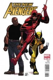 The New Avengers #16 Arch Variant