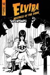 Elvira: Mistress of the Dark #12 1:11 Incentive