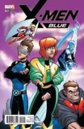 X-Men: Blue #1 Martin Variant