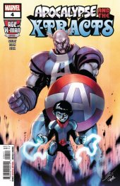 Age of X-Man: Apocalypse and the X-Tracts #4