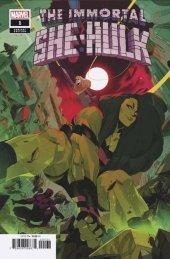 Immortal She-Hulk #1 Di Meo Empyre Variant