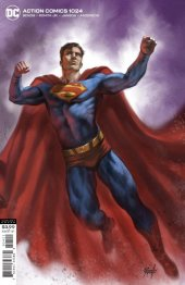 Action Comics #1024 Lucio Parrillo Variant Edition