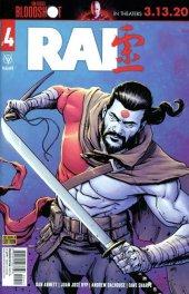 Rai #4 Cover D Pre-Order Edition