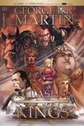 A Clash of Kings #3 Cover B Rubi