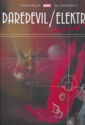 daredevil / elektra: love & war gallery edition hc