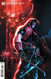 Red Hood: Outlaw #49 Variant Cover