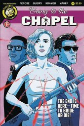 Going To The Chapel #4 Cover C Guidry