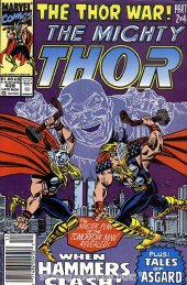 The Mighty Thor #439 Newsstand Edition