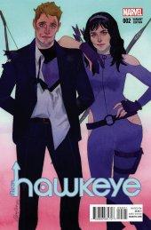 All-New Hawkeye #2 Wada Variant