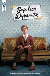 Napoleon Dynamite #1 Cover B Photo