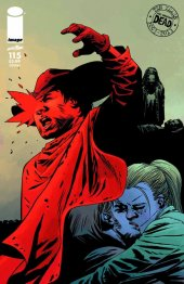 The Walking Dead #115 Cover I