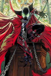 Spawn #300 Cover M  Campbell Virgin