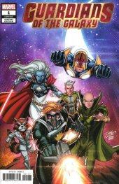 Guardians of the Galaxy #1 Ron Lim Variant