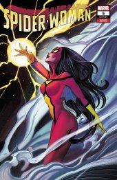 Spider-Woman #5 Momoko Variant