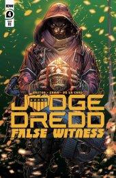 Judge Dredd: False Witness #4 1:10 Incentive Variant