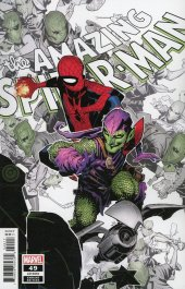The Amazing Spider-Man #49 Bachalo Variant