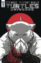 Teenage Mutant Ninja Turtles: Universe #14 Cover B Campbell