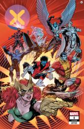 X-Men #1 Crusty Bunker Variant