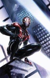 Miles Morales: Spider-Man #1 Clayton Crain Variant B