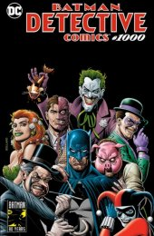 Detective Comics #1000 Forbidden Planet 40th Anniversary Exclusive Brian Bolland Variant
