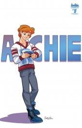 Archie #1 Brittney Williams Cover