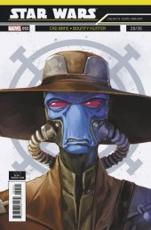 Star Wars #55 Reis Galactic Icon Variant