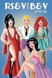 Red Sonja & Vampirella Meet Betty & Veronica #10 Cover D Parent