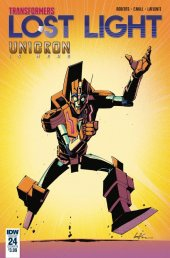 Transformers: Lost Light #24 Cover B
