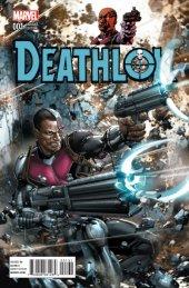 Deathlok #1 Clayton Crain Variant