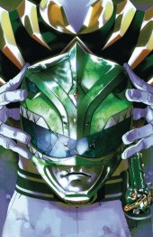 Mighty Morphin Power Rangers #55 Montes Foil Variant