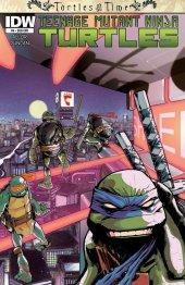 Teenage Mutant Ninja Turtles: Turtles in Time #4 Subscription Variant