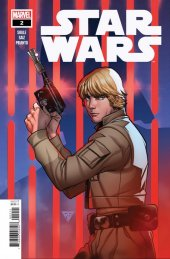 Star Wars #2 Original Cover