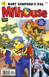 Bart Simpson's Pal Milhouse #1