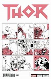 Thor #11 Nao Fuji Marvel Meow Variant