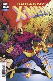 Uncanny X-Men #11 Davis Character Variant