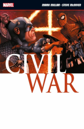 Civil War TP (Panini - UK Edition)