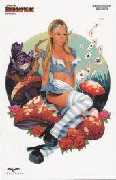Grimm Fairy Tales Presents Wonderland #14 Beyond Comics Exclusive Cover