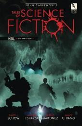 John Carpenter's Tales of Science-Fiction: Hell #4