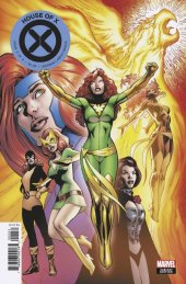 House of X #2 Alan Davis Character Decades Variant