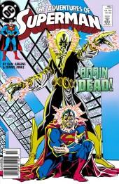 adventures of superman #452