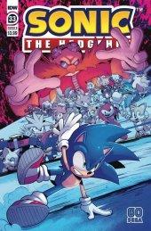 Sonic the Hedgehog #33 Cover B Dutreix