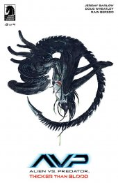 aliens vs. predator: thicker than blood #3