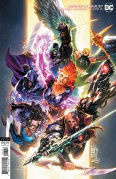 Justice League #57 Variant Cover