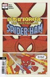 Spider-Ham #1 2nd Printing