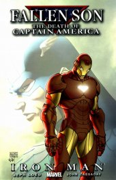 Fallen Son: The Death of Captain America #5 Michael Turner Variant