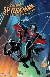 Symbiote Spider-Man: Alien Reality #3 Ron Lim Variant